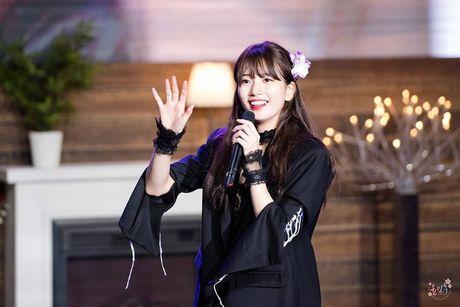 Suzy da dep nay cang dep hon trong fan meeting solo dau tien sau 6 nam ra mat - Anh 11