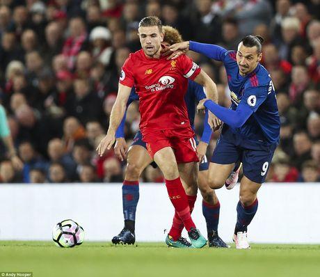 De Gea 'len dong', Man United cam hoa Liverpool - Anh 3