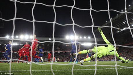 De Gea 'len dong', Man United cam hoa Liverpool - Anh 4