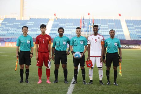 'Trong tai Syria khong xu ep U19 Viet Nam' - Anh 1