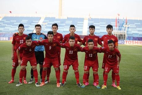 Ho Minh Di, chang lun tai nang cua U19 Viet Nam - Anh 1
