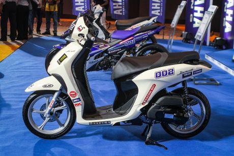 3 xe dua Yamaha chinh hang tai Viet Nam - Anh 11