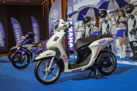 3 xe dua Yamaha chinh hang tai Viet Nam - Anh 1
