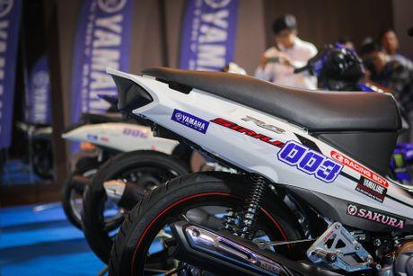 3 xe dua Yamaha chinh hang tai Viet Nam - Anh 8