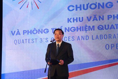 Khanh thanh khu van phong va phong thi nghiem hang dau Viet Nam - Anh 2