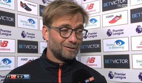 Klopp: 'MU do be tong the thi Liverpool chiu roi' - Anh 1