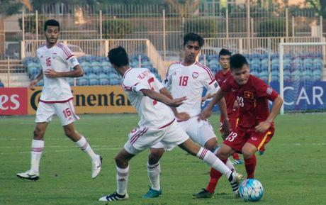 U19 Viet Nam: Xuat sac, diem 8 va mot diem kem - Anh 1