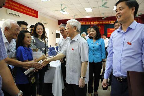 Tong Bi thu: 'Chong tham nhung phai nhu rua mat hang ngay' - Anh 2