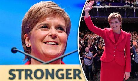 Scotland se to chuc trung cau dan y tach khoi Anh truoc 2020 - Anh 1