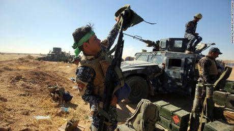 Mosul: IS that the truoc quan noi day va quan chinh phu - Anh 1