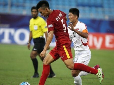 U19 Viet Nam mat 'mui khoan' loi hai truoc tran quyet dinh - Anh 1