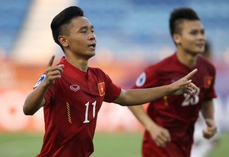 Nguoi hung U19 Viet Nam khong ngan 'ngon nui' Iraq - Anh 1