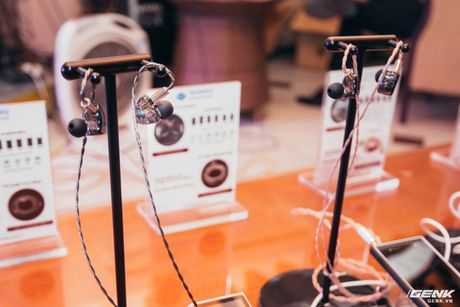 """Toan canh CIEMS - Cables and Passion 2016: 64Audio, Oriolus va AAW do bo, """"dong"""" tai nghe custom o Viet Nam nay chi tu 4 trieu dong! - Anh 10"""
