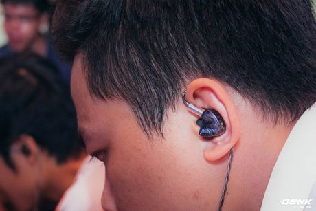 """Toan canh CIEMS - Cables and Passion 2016: 64Audio, Oriolus va AAW do bo, """"dong"""" tai nghe custom o Viet Nam nay chi tu 4 trieu dong! - Anh 11"""