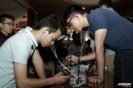 """Toan canh CIEMS - Cables and Passion 2016: 64Audio, Oriolus va AAW do bo, """"dong"""" tai nghe custom o Viet Nam nay chi tu 4 trieu dong! - Anh 15"""
