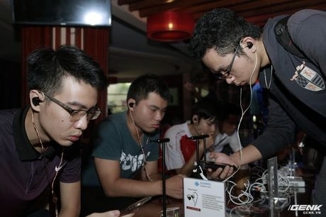 """Toan canh CIEMS - Cables and Passion 2016: 64Audio, Oriolus va AAW do bo, """"dong"""" tai nghe custom o Viet Nam nay chi tu 4 trieu dong! - Anh 16"""