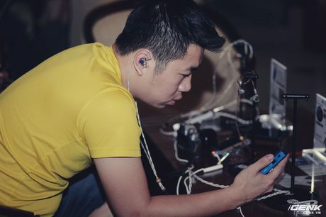 """Toan canh CIEMS - Cables and Passion 2016: 64Audio, Oriolus va AAW do bo, """"dong"""" tai nghe custom o Viet Nam nay chi tu 4 trieu dong! - Anh 19"""