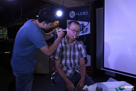 """Toan canh CIEMS - Cables and Passion 2016: 64Audio, Oriolus va AAW do bo, """"dong"""" tai nghe custom o Viet Nam nay chi tu 4 trieu dong! - Anh 1"""