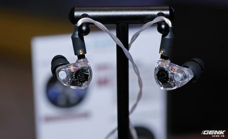 """Toan canh CIEMS - Cables and Passion 2016: 64Audio, Oriolus va AAW do bo, """"dong"""" tai nghe custom o Viet Nam nay chi tu 4 trieu dong! - Anh 6"""