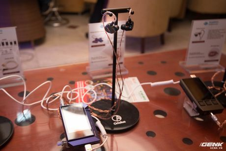 """Toan canh CIEMS - Cables and Passion 2016: 64Audio, Oriolus va AAW do bo, """"dong"""" tai nghe custom o Viet Nam nay chi tu 4 trieu dong! - Anh 8"""