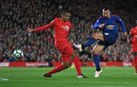 Liverpool 0-0 Man United: De Gea giup 'Quy do' roi Anfield voi 1 diem - Anh 1