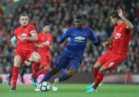 Pogba va 6 thong ke SIEU TE trong tran Man United hoa Liverpool - Anh 4