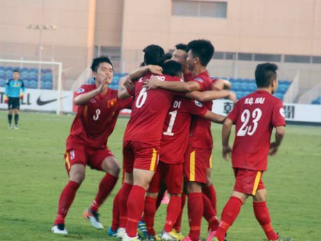 HLV Hoang Anh Tuan: 'U19 Viet Nam da quen su co the do Trong Dai' - Anh 1