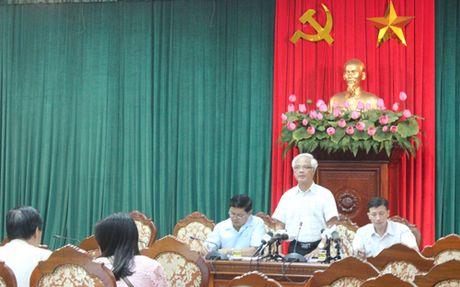 Ha Noi dang thu ly dieu tra 21 vu an tham nhung - Anh 1