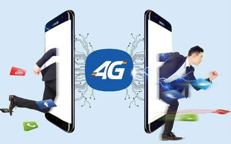 MobiFone duoc phep kinh doanh dich vu vien thong 4G - Anh 1