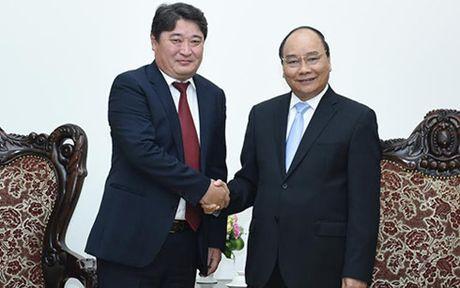 Thu tuong Nguyen Xuan Phuc tiep Dai su Mong Co - Anh 1