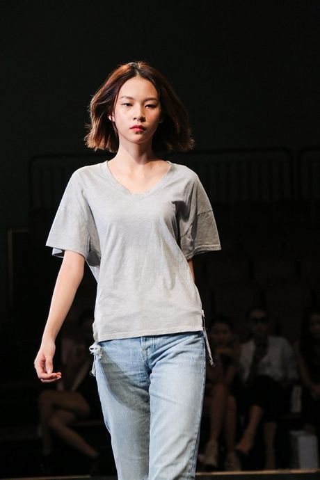 Chan dai Viet ru nhau mac sexy tong duyet thoi trang - Anh 7