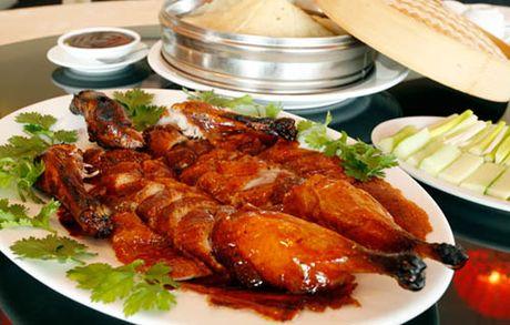 Ua nuoc mieng voi mon vit quay Bac Kinh den vua chua cung phai them - Anh 6