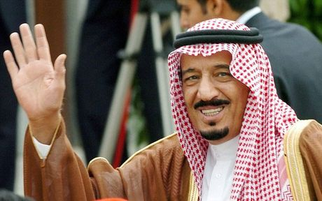 Sau 40 nam, A Rap Saudi hanh quyet hoang tu giua thu do - Anh 2