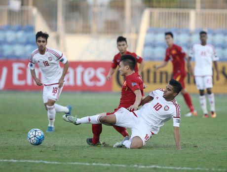 DIEM TIN Chieu (19.10): U19 Viet Nam so U19 Iraq 'bat tay' U19 UAE - Anh 1