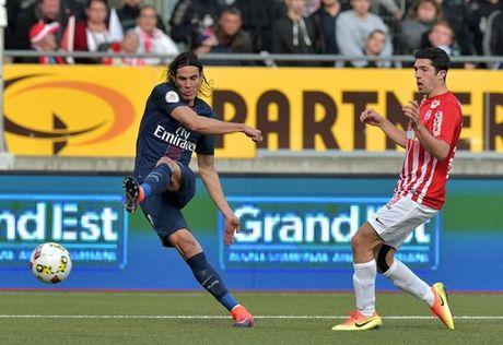 01h45 ngay 20/10, PSG vs Basel: Khong kho cho Cavani - Anh 1
