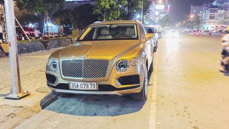 'Tom gon' Bentley Bentayga bien 'khung' cua dai gia Ninh Binh - Anh 1