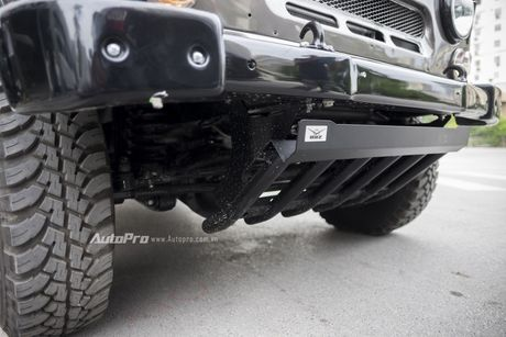 Chi tiet xe SUV Uaz Hunter re hon Kia Morning tai Viet Nam - Anh 10