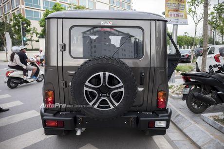 Chi tiet xe SUV Uaz Hunter re hon Kia Morning tai Viet Nam - Anh 11