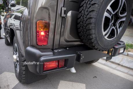 Chi tiet xe SUV Uaz Hunter re hon Kia Morning tai Viet Nam - Anh 12