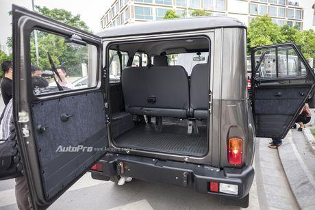 Chi tiet xe SUV Uaz Hunter re hon Kia Morning tai Viet Nam - Anh 13