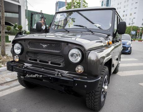 Chi tiet xe SUV Uaz Hunter re hon Kia Morning tai Viet Nam - Anh 4