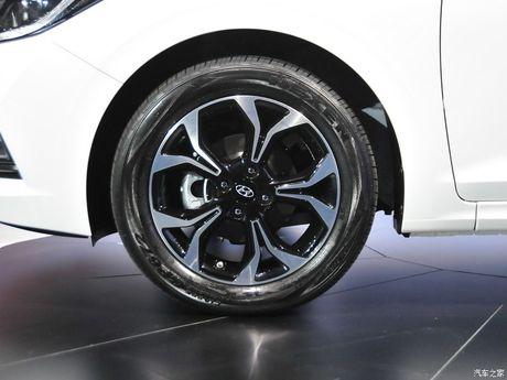 Hyundai Accent Hatchback 2017 chinh thuc ra mat - Anh 12