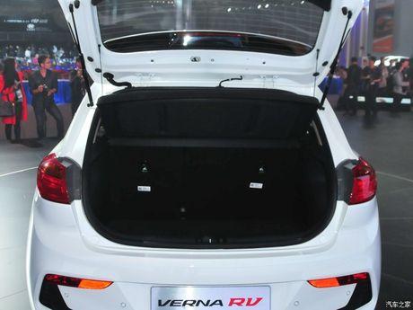 Hyundai Accent Hatchback 2017 chinh thuc ra mat - Anh 14