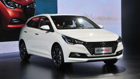 Hyundai Accent Hatchback 2017 chinh thuc ra mat - Anh 1