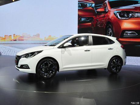 Hyundai Accent Hatchback 2017 chinh thuc ra mat - Anh 2