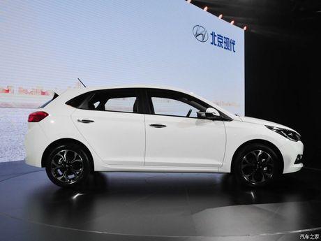 Hyundai Accent Hatchback 2017 chinh thuc ra mat - Anh 3