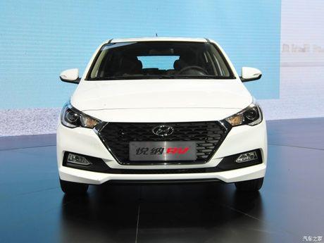 Hyundai Accent Hatchback 2017 chinh thuc ra mat - Anh 4