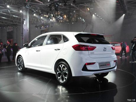 Hyundai Accent Hatchback 2017 chinh thuc ra mat - Anh 5