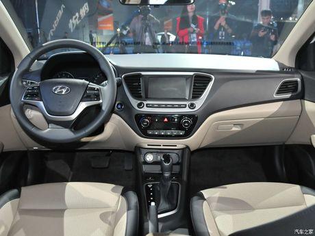 Hyundai Accent Hatchback 2017 chinh thuc ra mat - Anh 6