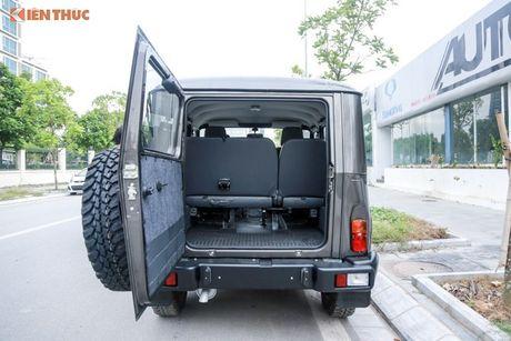 'Xe hop' Nga Uaz Hunter gia chi 300 trieu dong tai VN? - Anh 11
